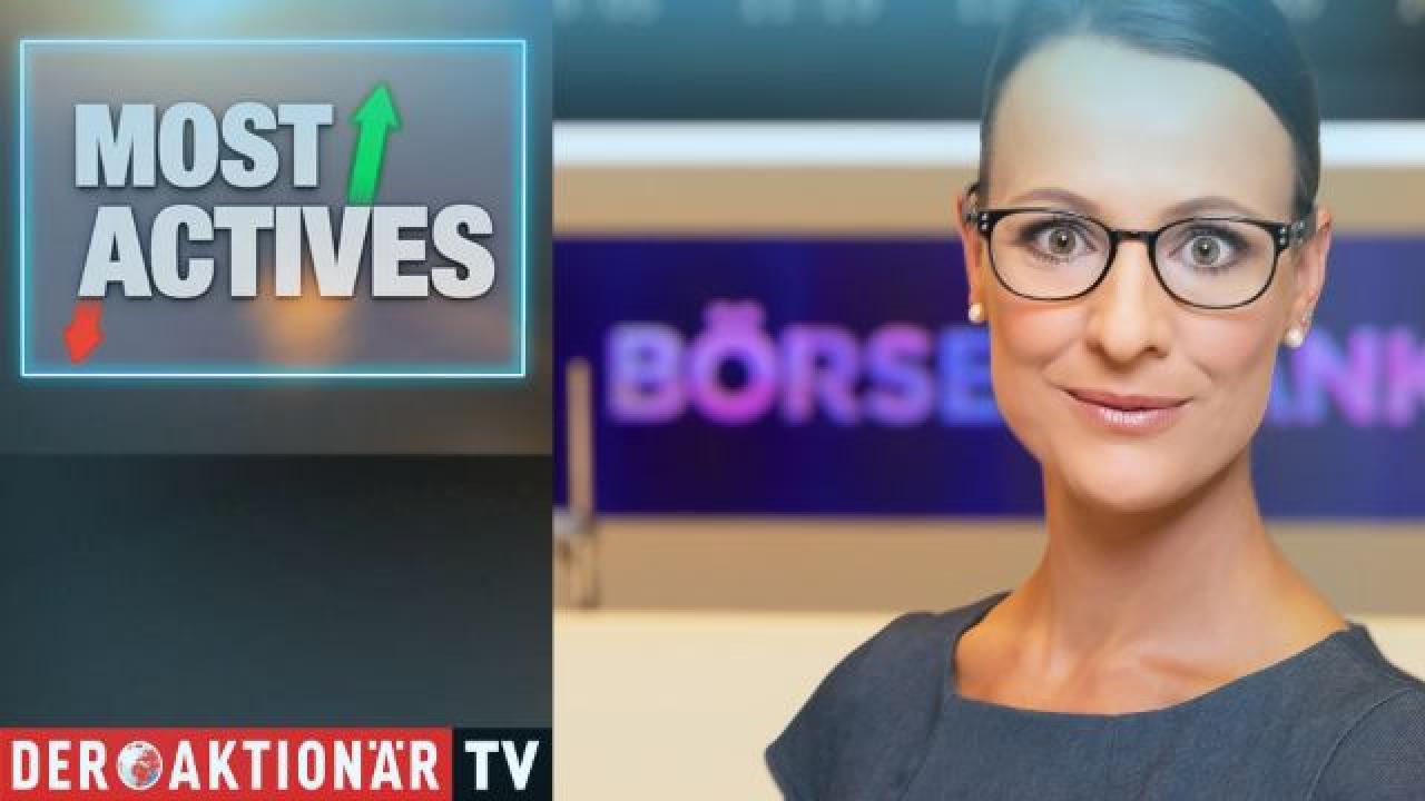 Die meistgehandelten Aktien des Tages - BASF, Lufthansa, EON