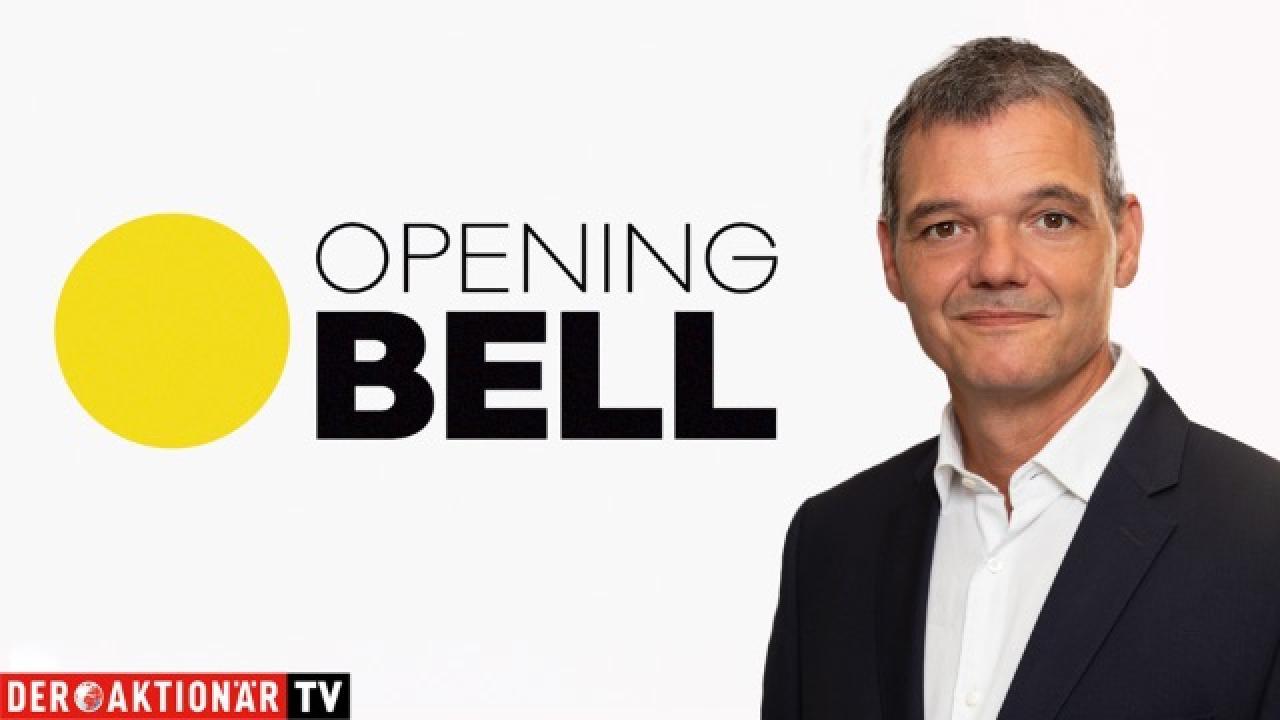 Dow Jones, Nikola, RoKu, Teladoc Health, Livongo Health, Zynga, Amazon, Fastly - Opening Bell