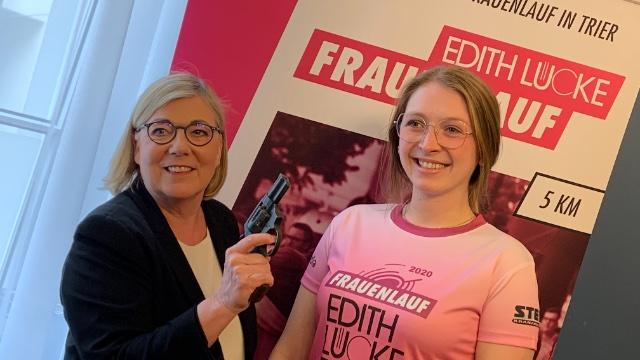 Premiere in Trier: der Edith Lücke Frauenlauf -Image