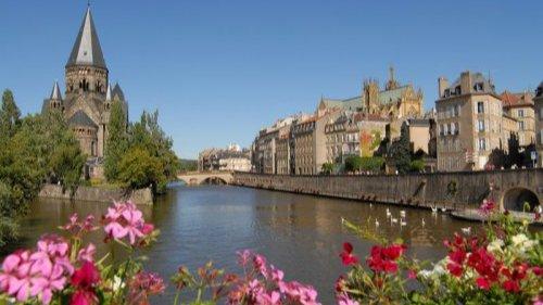 Quattropolstadt Metz -Image
