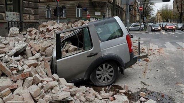 Erdbeben in Kroatien – Hilfe für Betroffene-Image