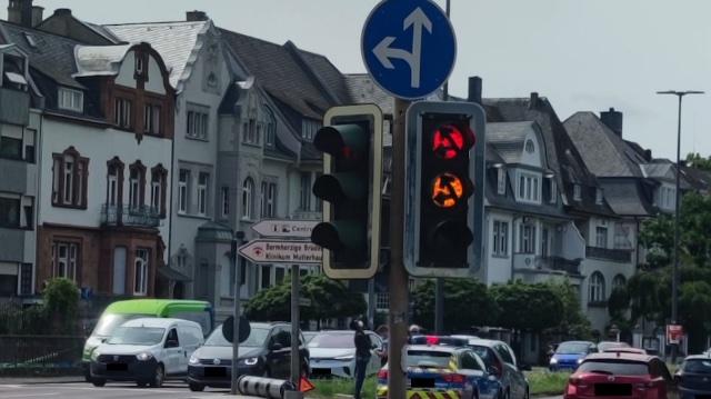 Nach Pkw-Diebstahl in Koblenz: Verfolgungsfahrt in Trier und Täterfestnahme-Image