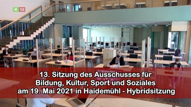 13.Sitzung des BKSS in Spremberg