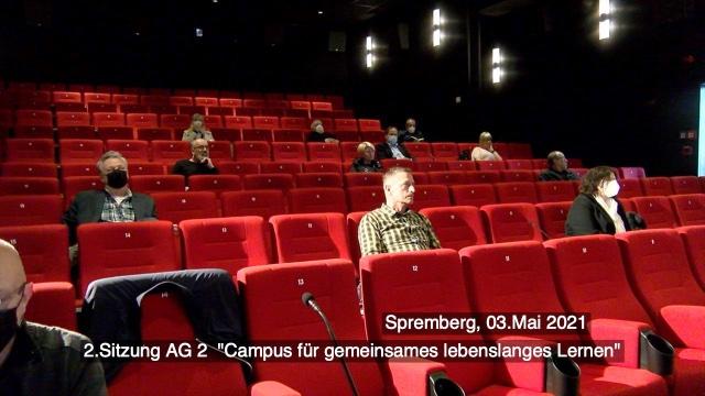2.Sitzung der AG Campus in Spremberg