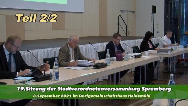 19.SVV in Spremberg 2/2