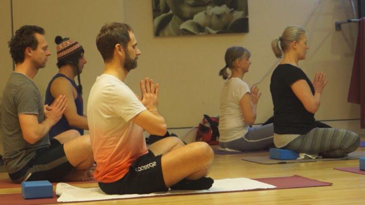 Yoga - der Weg zu sich