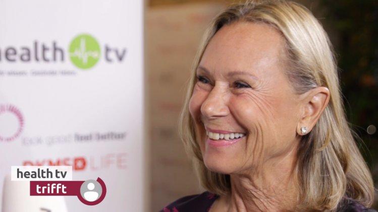 Sybille Beckenbauer -  Ex-Frau von Franz Beckenbauer