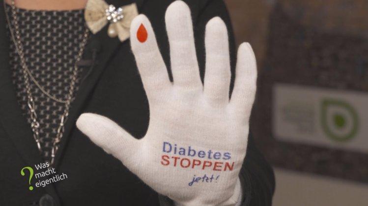 die Deutsche Diabetes-Hilfe?