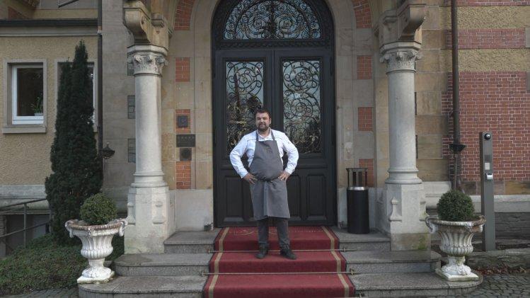 Chefkoch Sebastian Prüßmann