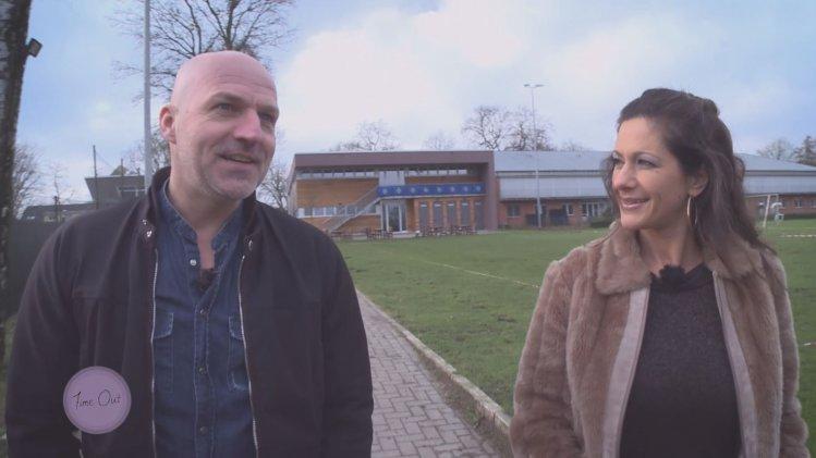 mit Ex-Fußballprofi Stefan Schnoor