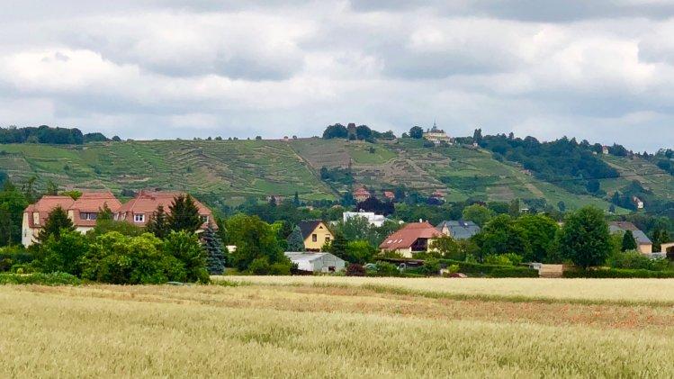 Zwischen Villen und Weinhängen - Erholung am Elbe-Radweg
