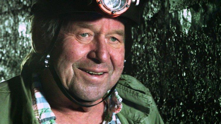 Wilfried Fischer (66) sucht das Bernsteinzimmer
