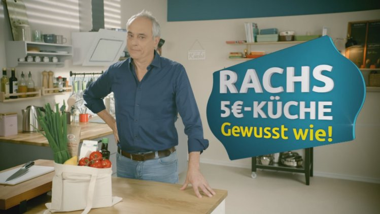 Gewusst wie! Rachs 5€-Küche