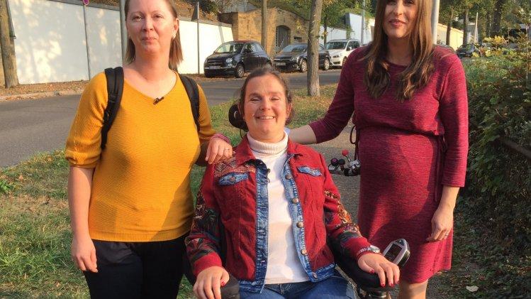 Leben mit künstlicher Beatmung – Maria-Cristina gibt nicht auf
