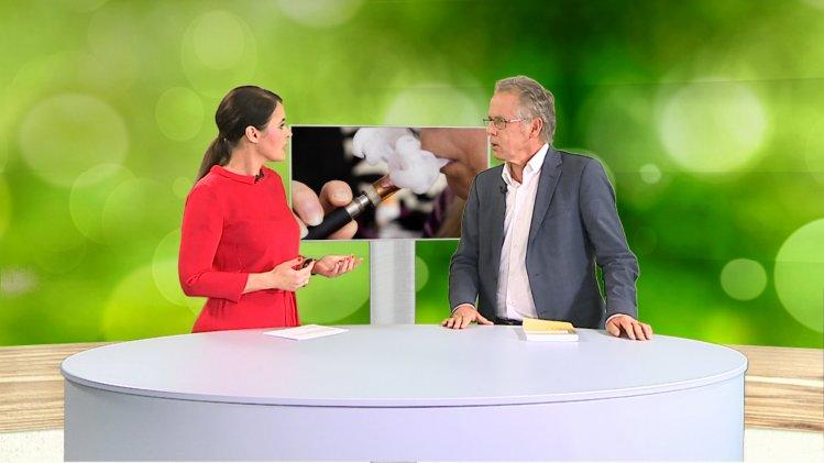 Wie schädlich ist die E-Zigarette?