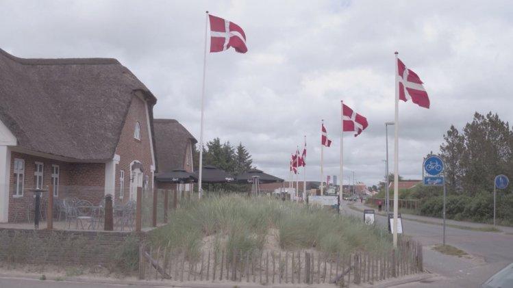 in Blåvand - Ferienparadies an der Nordsee