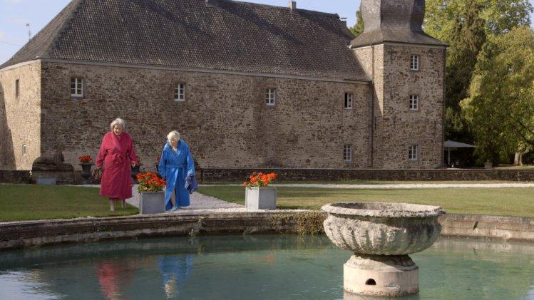 Drei Damen vom Adel residieren in der Schloss-WG