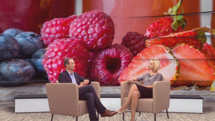 Essen gegen Entzündungen - von Neurodermitis bis Rheuma