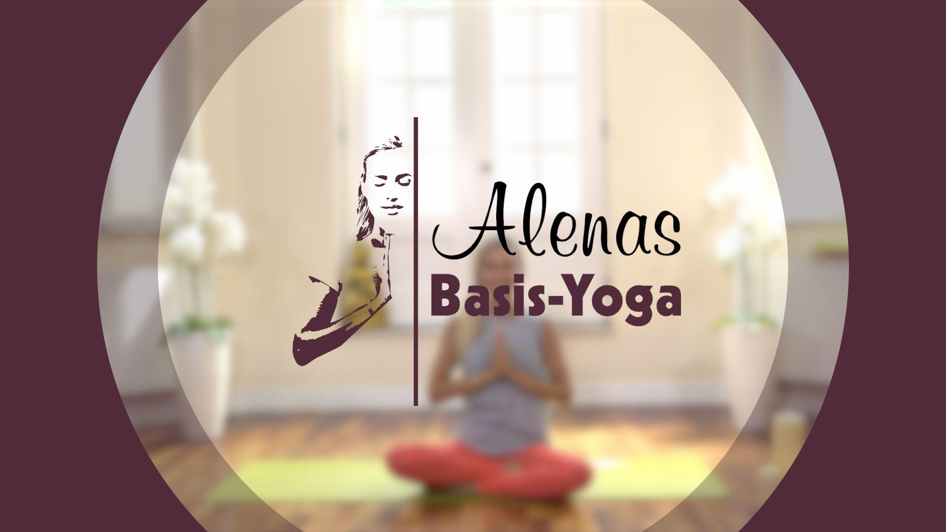 Mein Basis Yoga mit Alena Gerber