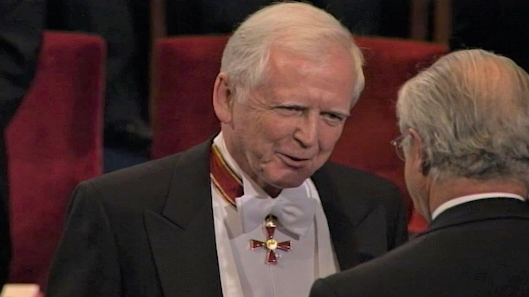 Begegnungen mit Nobelpreisträgern: Prof. Dr. Harald zur Hausen