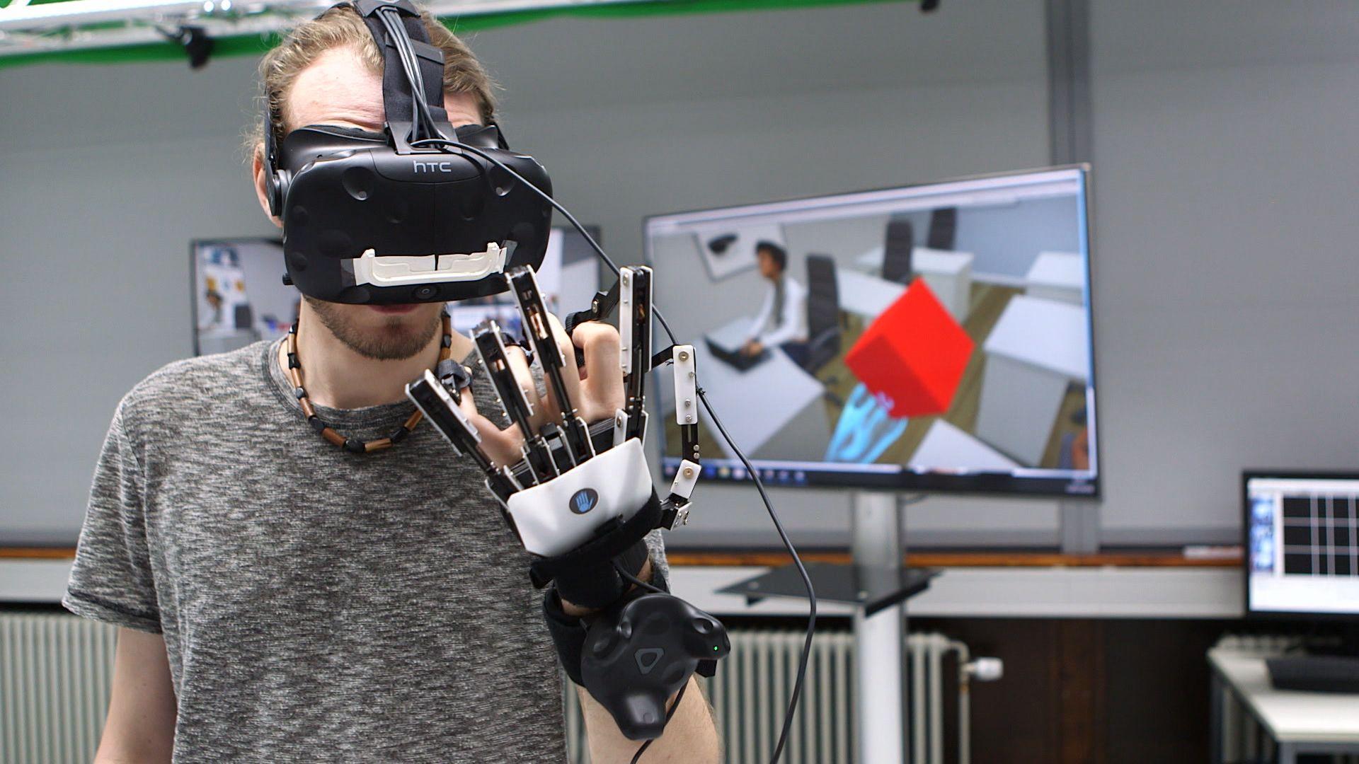 Virtuelle Welten: Medizin mit VR-Brille