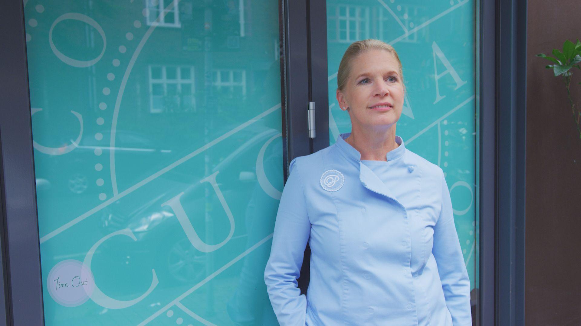 Starköchin mit viel Leidenschaft: Cornelia Poletto in Hamburg