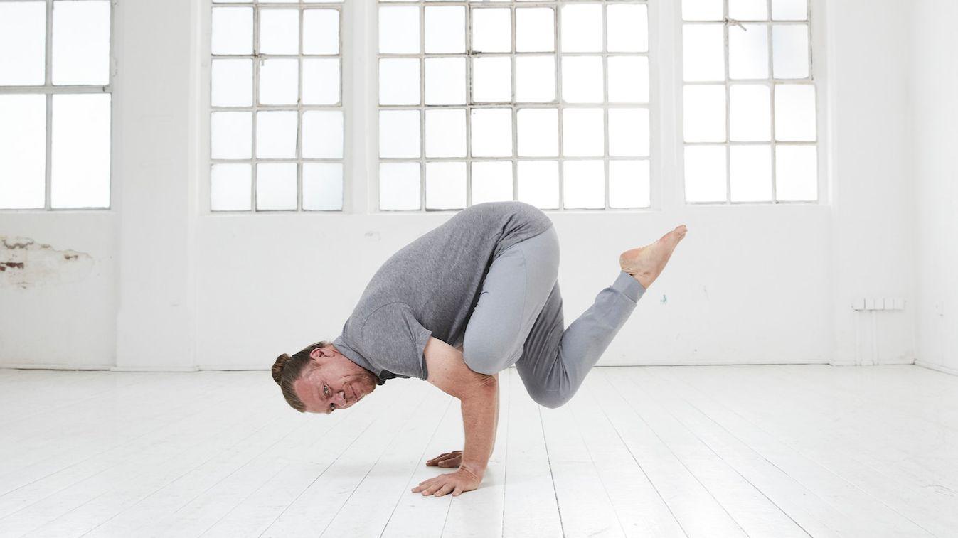 Männeryoga, das Powerprogramm für Körper, Geist und Seele