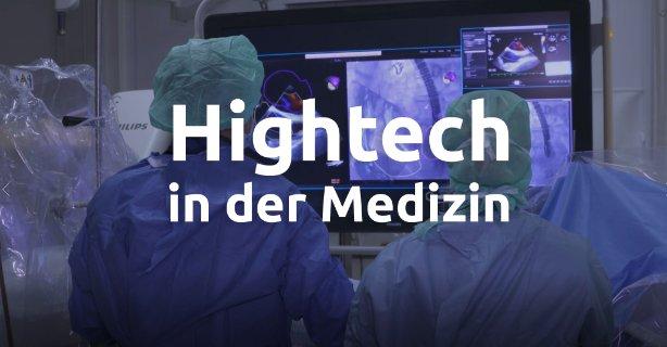 Hightech in der Medizin