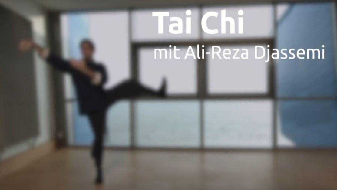 Tai Chi mit Ali Djassemi