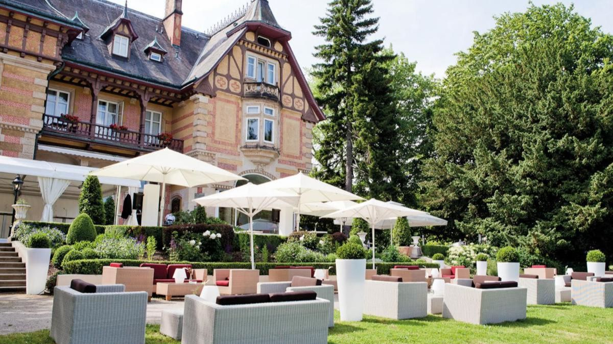 Villa Rothschild bietet Grill & Health Express
