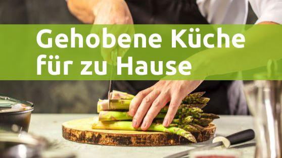 Gehobene Küche für zu Hause