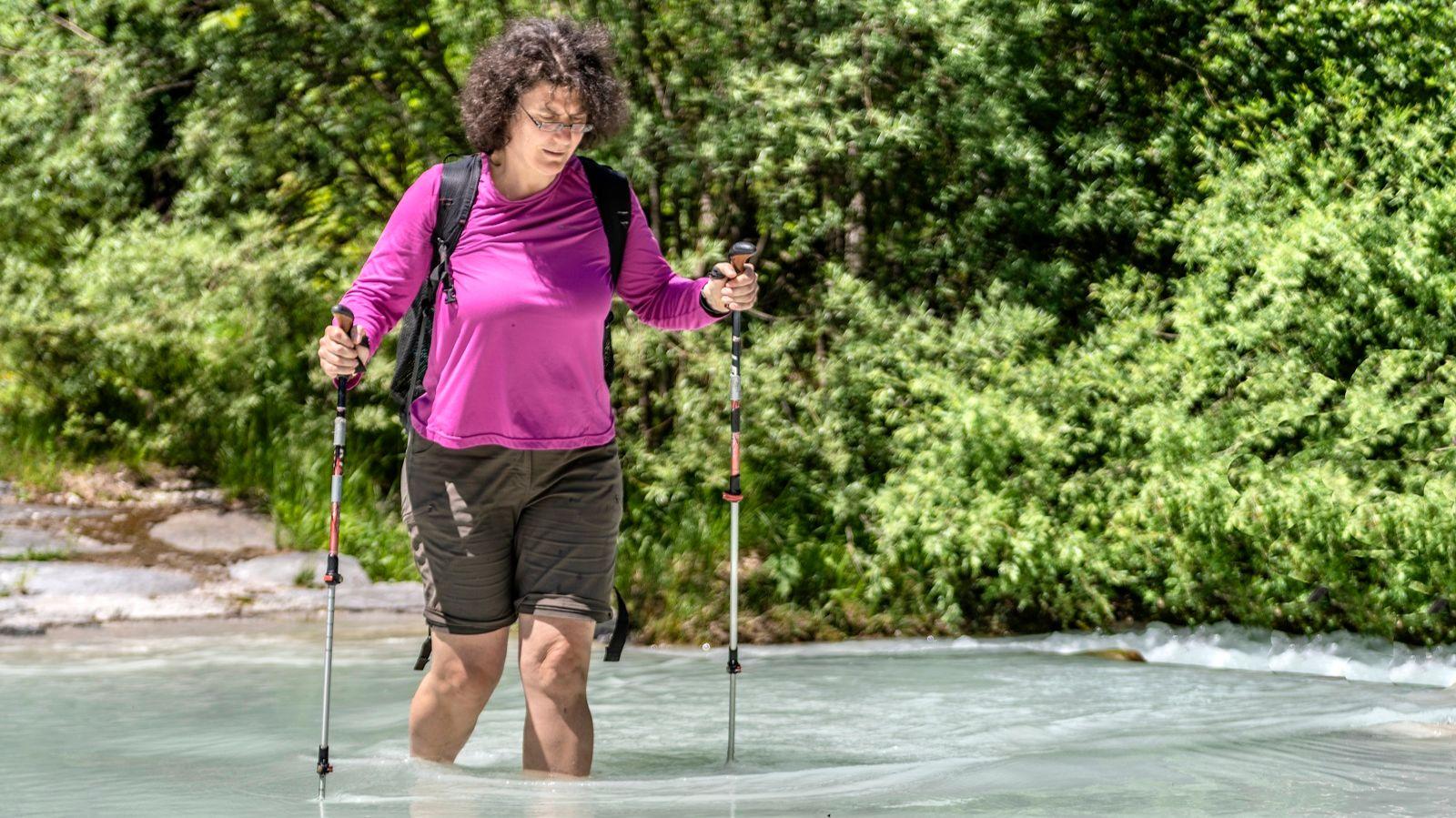Eine Frau geht um die Welt: Langstreckenwanderin Christine Thürmer