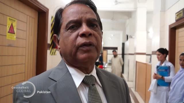 Gesundheit global: Pakistan