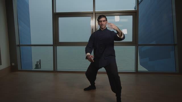 Folge 4: Tai Chi mit Ali Djassemi - Schützen nach links