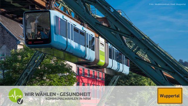Wuppertal: Corona verschärft Finanzlage, Kritik an Verwaltung
