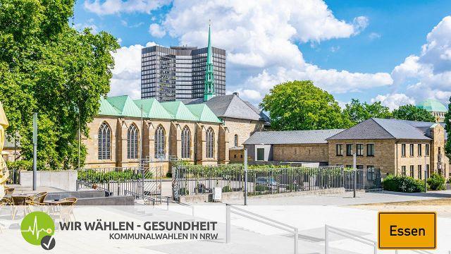 Kritik der OB-Kandidaten in Essen: Viele Schulen mehr als runtergerockt