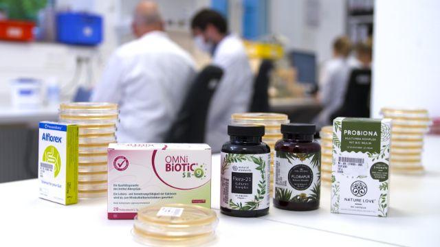 Darmgesundheit: Probiotika-Produkte im health tv-Check