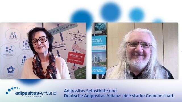 Folge 7: Adipositas Selbsthilfe und die Deutsche Adipositas Allianz: eine starke Gemeinschaft