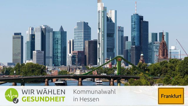 Frankfurt: Neue Wege in der Drogenpolitik?