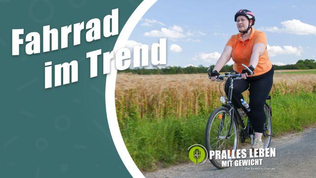 Das richtige Fahrrad für Übergewicht: E-Bike oder ohne Motor?