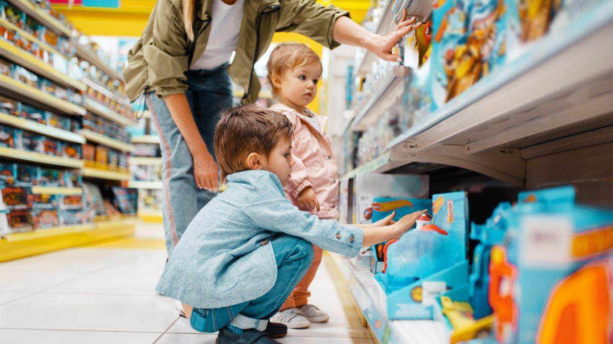 Stiftung Warentest: Gefährliches Kinderspielzeug aus Plastik