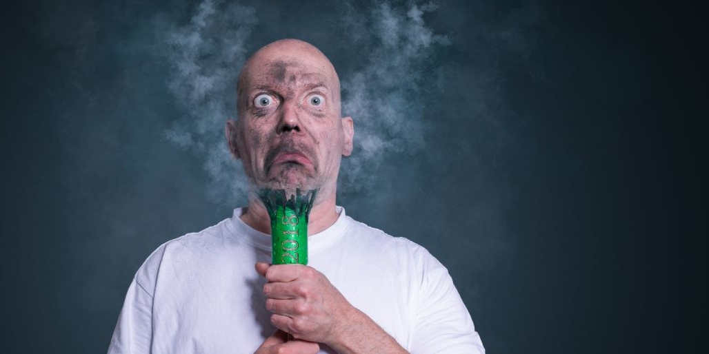 Silvester-Feuerwerke verbieten wegen schlechter Luft?