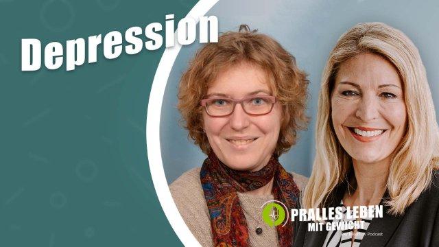 Dick und depressiv: Übergewichtige leiden oft doppelt