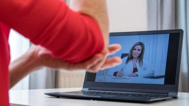 Telemedizin: So laufen Videosprechstunden praktisch ab