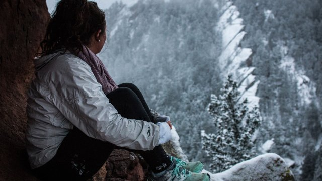 Kälte kurbelt die Fettverbrennung an