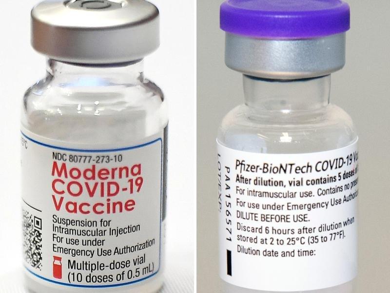 Biontech und Moderna: Corona-Impfstoffe im Vergleich