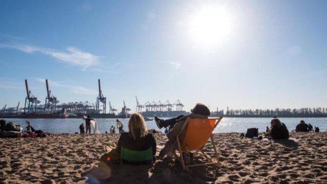 Auf Hautschutz achten: Auch im Februar ist Sonnenbrand möglich