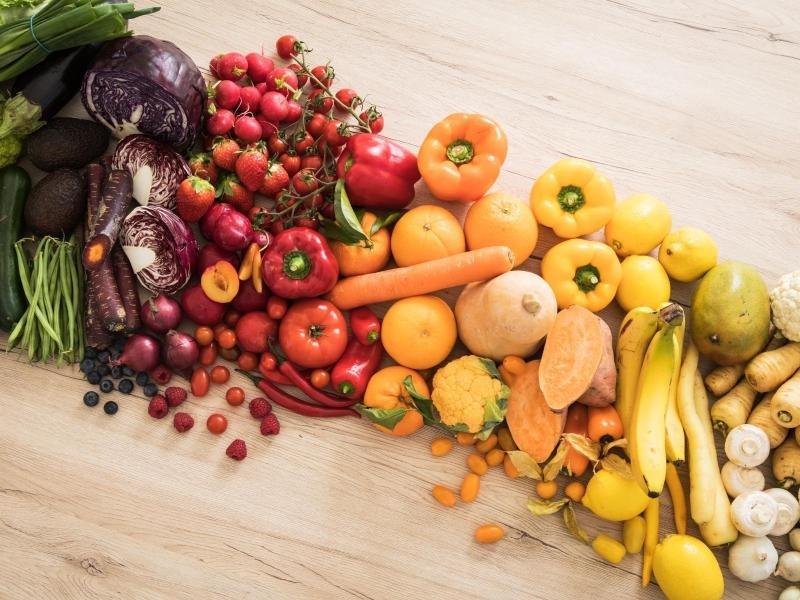 Viel Gemüse, wenig Fleisch: Was bringt basische Ernährung?
