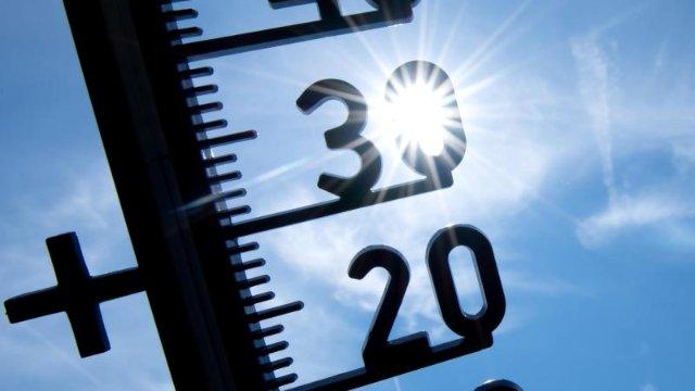 Jeder Zweite besorgt wegen häufigerer Hitzeperioden