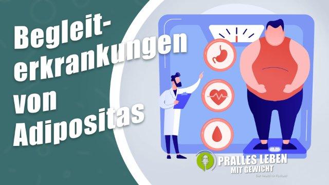 Adipositas: Begleiterkrankungen im Überblick